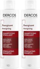 Vichy Dercos Aminexil Energie shampoo - 2x200ml