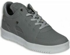 Grijze Cash Money Heren Schoenen - Heren Sneaker Low - States Grey White - Grijs - Maten: 45