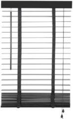 Zwarte Woonexpress jaloezie HOUT 60X210