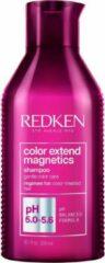 Redken Color Extend Magnetics SF Shampoo 300ml - Normale shampoo vrouwen - Voor Alle haartypes
