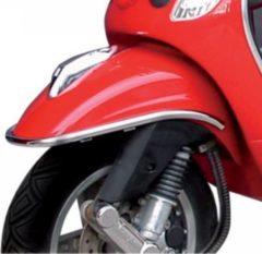 Vespa verchromter Stoßschutz vorderer Kotflügel für Roller S