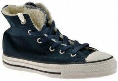 Blauwe Hoge Sneakers Converse