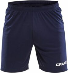 Marineblauwe Craft Squad Short Solid