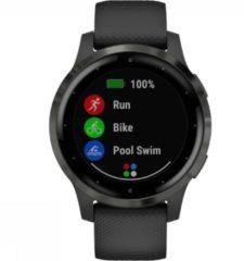 Zwarte Garmin Vivoactive 4 - Multisport - Smartwatch - Black/Gunmetal
