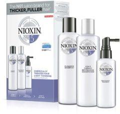 Nioxin System 5 Kit - Licht dunner wordend en chemisch behandeld haar