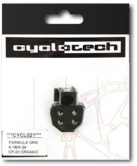 Cyclotech Components Prodisc Kevlar Remblokken voor Formula Oro, K18 en K24