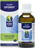 Puur Natuur Spondy - Supplement - Gewrichten - Spieren - 50 ml
