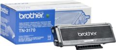 Zwarte Brother TN-3170 Tonercartridge - Zwart