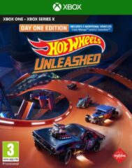 Milestone Hot Wheels Unleashed - Day One Edition - Xbox One & Xbox Series X