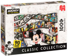 Jumbo Puzzel Disney Classic Collection Mickey Mouse 90th Anniversary - Legpuzzel - 1000 stukjes