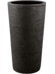 Luca Lifestyle Struttura Vase XS 36x68 cm bloempot donkerbruin