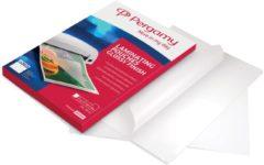 Merkloos / Sans marque Lamineerhoes A4, 160 micron, pak van 100 stuks | Zelfklevend | Adhesive back | Sticky Back