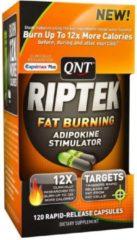 Oranje QNT Riptek 120 capsules