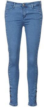 Afbeelding van Blauwe Skinny Jeans Acquaverde ALFIE