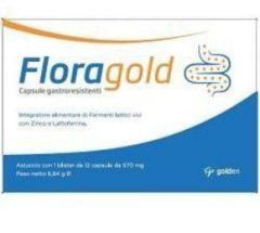 Golden pharma Floragold 12 capsule