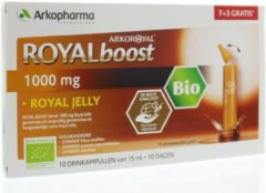Arkocaps Arkopharma Royal Boost (7+3) - 120 stuks - Voedingssupplement