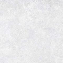 Cifre Ceramica Cifre Cerámica Vloer- en wandtegel Materia White 60x60 cm Gerectificeerd Betonlook Mat Wit SW07310551-3