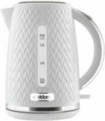 ELDOM C260B - waterkoker - 1,7 liter - wit