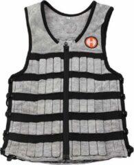 Grijze Hyperwear Hyper Vest PRO L - 10 lbs (4,5 kg)