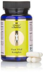 Johannes von Buttlar - gesund und aktiv Haar Vital Komplex, 60 Kapseln