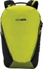 Pacsafe Venturesafe X18 backpack - Anti diefstal Backpack - 18 L - Groen (Python Green)