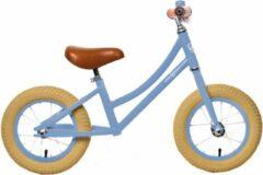 """Blauwe Rebel Kidz Air Classic Loopfiets 12,5"""" Kinderen, light blue Wielmaat 12,5"""""""