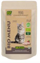 Biofood Kat Organic Kip Menu 100 gr