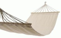 Creme witte Garden Furniture Hangmat