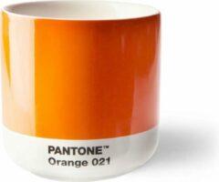 Copenhagen Design - Pantone - Thermokopje -175ml - Oranje