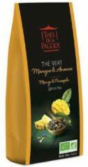 Groene Thee Mango Ananas - Thés de la Pagode (100 gram)