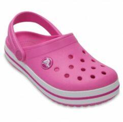 Crocs - Kid's Crocband Clog - Outdoor sandalen maat C6 roze