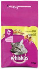 Whiskas Brokjes Senior Kip - Kattenvoer - 1.9 kg - Kattenvoer