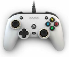 Nacon Pro Compact Official Licensed Bedraade Controller - Xbox Series X S - Wit