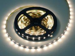 Groenovatie LED Strip - 5 Meter - 7.2 Watt/m - 2835 LED's - Doorkoppelbaar - Neutraal Wit