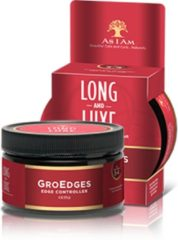 As i am naturally As i Am Long and Luxe GroEdges Edge Controller 113gr