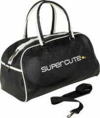 Gele Supercute - Weekendtas - Sporttas - Retro
