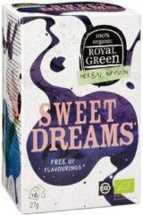 Royal Green Royal groen Sweet dreams 16 Stuks