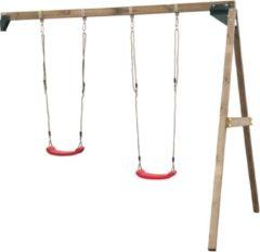 Beige SwingKing Swing King schommel Roger aanbouw - 270cm