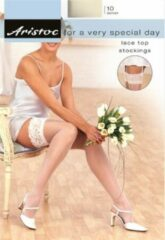 Creme witte Aristoc Stockings for a very special day