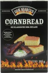 Don Marco's Barbecue Don Marco's Cornbread – Broodmix – BBQ – 310 gram