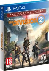 Ubisoft The Division 2 - Washington D.C. Edition - PS4