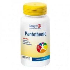 LONGLIFE PANTOTHENIC 100 COMPRESSE