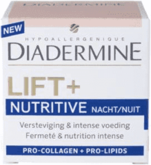 Diadermine Lift+ Nutritive Nachtcreme 50 ml - 1 stuk