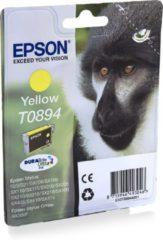 Gele Epson T08944011 inktcartridge - Geel
