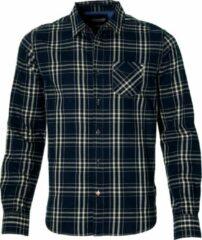 Blauwe Scotch & Soda Heren Overhemd Maat M