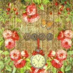 Nouveau Servetten - Autumn Love