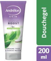 Andrélon Andrelon Groene Thee & Kokos-water - 200 ml - Douchegel