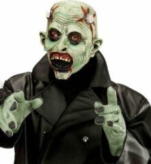 """""""Laboratorium monster masker voor kinderen - Verkleedmasker - One size"""""""