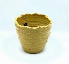 Villa Pottery Gele pot Stelvio - Gele pot Stelvio 24x24x21