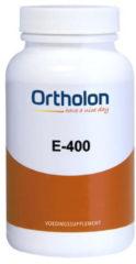 Ortholon Vitamine E-400 - 60 Capsules